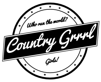 Country Grrrl - Logo 1